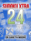 Sudoku Xtra, written by Dr Gareth Moore